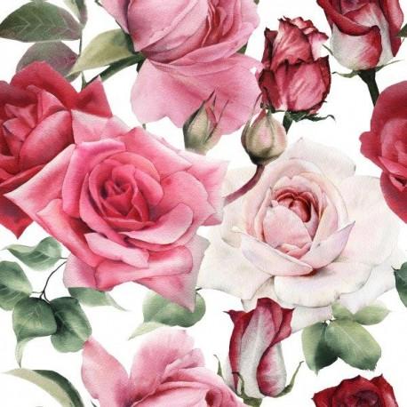 Servett ros